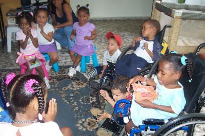 Los más pobres entre los pobres son aquellos que, por su discapacidad, se les impide ir a la escuela.